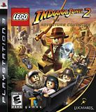 LEGO Indiana Jones 2: The Adventure Continues PS3 New SKU