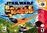 Star Wars Episode 1: Battle for Naboo N64