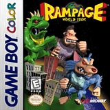 Rampage World Tour GBC
