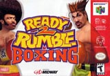 Ready 2 Rumble Boxing N64