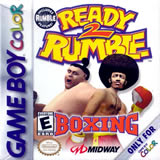 Ready to Rumble Boxing GBC