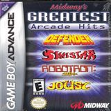 Midway's Greatest Arcade Hits GBA