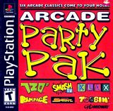 Arcade Party Pack PS