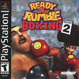 Ready to Rumble Boxing: Round 2 PS