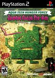 Aqua Teen Hunger Force PS2