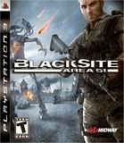 Blacksite: Area 51 PS3