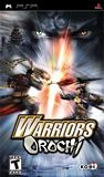 Warriors Orochi PSP