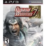Dynasty Warriors 7 PS3