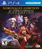 Nobunaga's Ambition: Sphere of Influence Ascension PS4