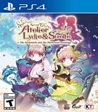 Atelier Lydie & Suelle: The Alchemists and the Mysterious Paintings PS4