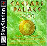 Caesar's Palace 2000: Millennium Gold Edition PS