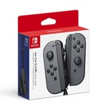 Switch Joy-Con (L/R) Neon Red & Blue