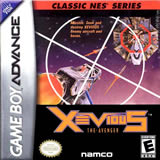 Xevious: Classic NES Series GBA