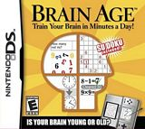 Brain Age: Train Your Brain In Minutes a Day NDS