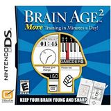 Brain Age 2: More Training in Minutes a Day NDS