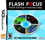 Flash Focus: Vision Training In Minutes a Day NDS