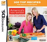 America's Test Kitchen: Let's Get Cooking NDS