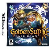 Golden Sun: Dark Dawn NDS