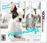 Nintendogs + Cats: French Bulldog and New Friends 3DS