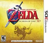 The Legend of Zelda: Ocarina of Time (Select) 3DS