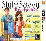 Style Savvy Trendsetters 3DS
