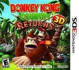 Donkey Kong Country Returns (Select)  3DS
