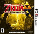 The Legend of Zelda: A Link Between Worlds (Select) 3DS