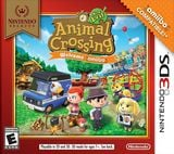 Nintendo Selects: Animal Crossing: New Leaf Welcome amiibo (No Card) 3DS