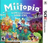 Miitopia: An Epic face-off 3DS