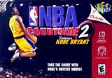 NBA Courtside 2 featuring Kobe Bryant N64