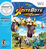 ExciteBots: Trick Racing with WII Wheel WII