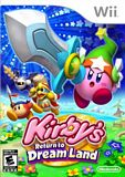 Kirby's Return to Dream Land WII