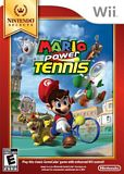 Mario Power Tennis Nintendo Selects WII