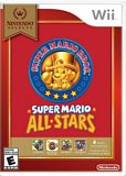 Super Mario All Stars (Select) WII