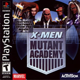 X-Men: Mutant Academy PS