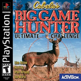 Cabela's Big Game Hunter: Ultimate Challenge PS