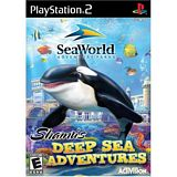 Seaworld: Shamu Deep Sea Adventures PS2