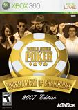 WSOP: Tournament Champions Xbox 360