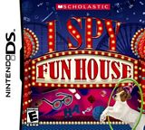 I Spy Fun House NDS
