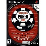 World Series of Poker 2008 PS2