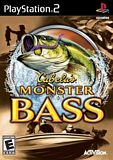 Cabela's Monster Bass PS2