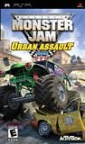 Monster Jam 2: Urban Assault PSP