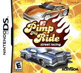 Pimp My Ride: Street Racing NDS