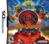 Chaotic: Shadow Warriors NDS