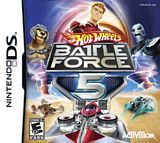 Hot Wheels: Battle Force 5 NDS