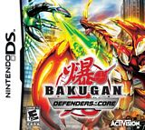 Bakugan Battle Brawlers: Defenders of the Core NDS