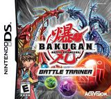 Bakugan: Battle Trainer NDS