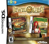 Jewel Quest Mysteries NDS