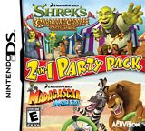 Dreamworks 2-in-1 Party Pack NDS