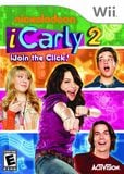 iCarly: iJoin the Click! WII